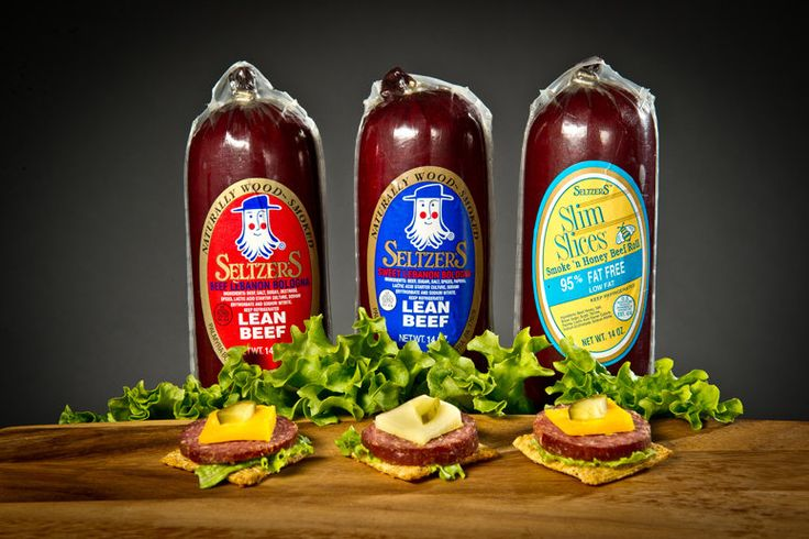 Pin by Seltzers Lebanon Bologna on Our Products | Lebanon ...