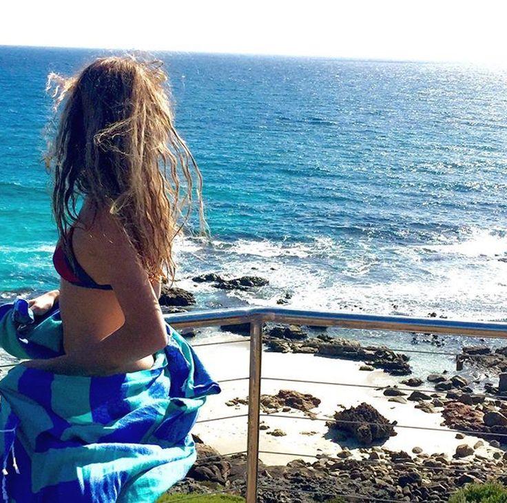 Taking in the view at beautiful Yallingup Beach, Western Australia 💕 www.knotty.com.au