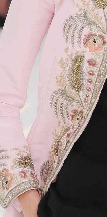 Chanel Details -Couture 2015 Luxurydotcom