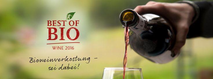 #bestofbio Weinverkostungs-Wochenende in #biohotel in Augsburg vom 24.6. bis 26.6.2016 Wir freuen uns auf Ihre Teilnahme!