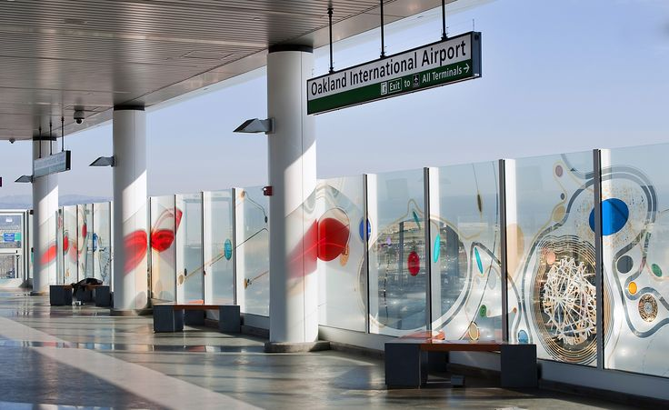 Image result for oakland international airport artwork