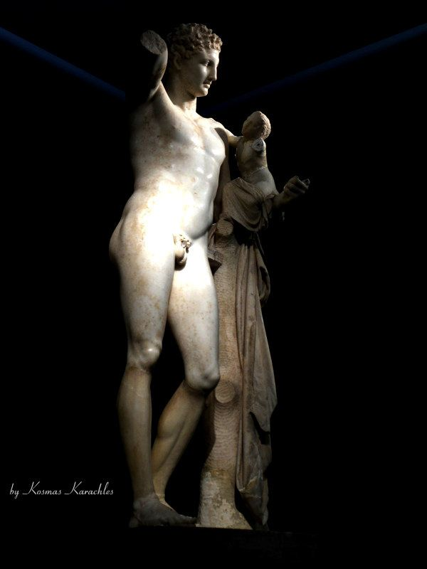 Hermes of Praxiteles by Kosmas Karachles on 500px