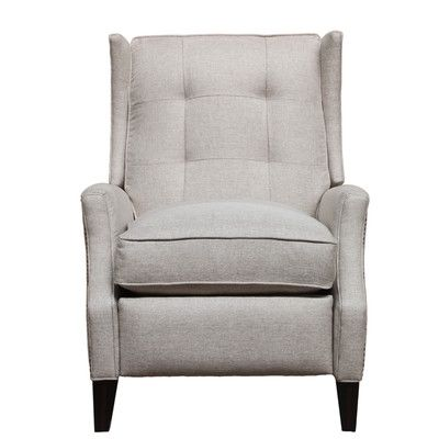 Barcalounger Lincoln Recliner Upholstery: Light Taupe