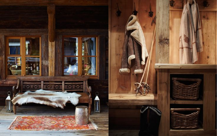 Chalet Bella Coola, Verbier, Switzerland - luxury chalet with team of 3 staff from Firefly Collection. www.firefly-collection.com