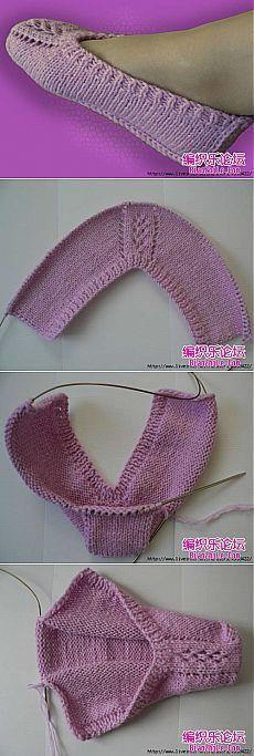 [Вязание] пола носки --- довольно хорошо ткать, ткать подробный учебник - ткать музыкального форума
