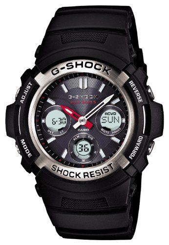 CASIO watches gshock tough solar radio watch MULTIBAND 6 AWGM1001AJF mens watch * Click image for more details.