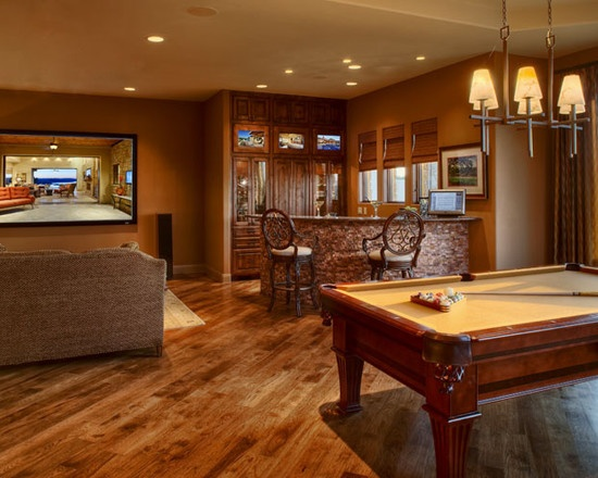 Media Room Game Room Design, Pictures, Remodel, Decor And Ideas   Page 3
