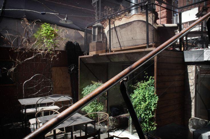 20ml Industrial bar Calaci&Bergher architetti