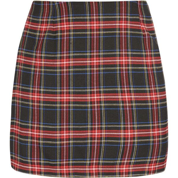 90's Girl Skirt Black ($59) ❤ liked on Polyvore featuring skirts, mini skirts, zip skirt, mini skirt, stretchy mini skirts, stretchy skirts and grunge plaid skirt