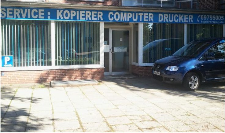 Kopiererwartung, Druckerwartung, Faxwartung, Scannerwartung, Büromaschinenwartung in Hamburg vor Ort