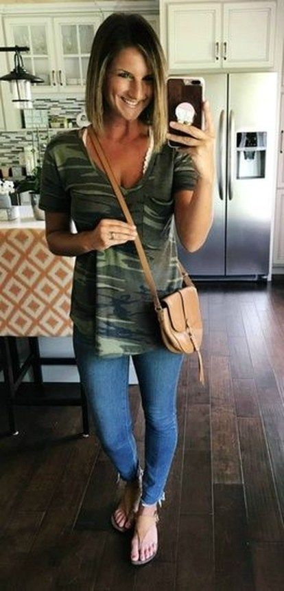 20+ Newest Jeans Outfit Ideas For Spring And Summer