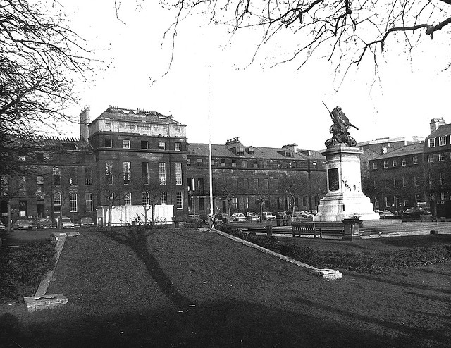 Eldon Square Central Newcastle Upon Tyne 1972
