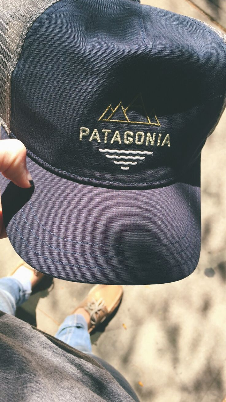 #Patagonia #hat