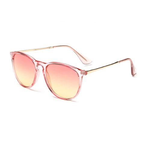Vintage  Fashion Clear Sunglasses