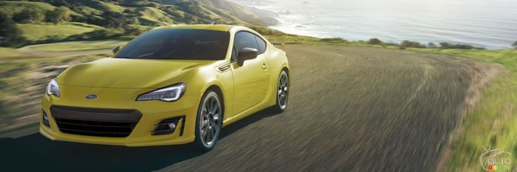 2017 #Subaru #BRZ Inazuma Edition coming to Canada soon | Car News | Auto123