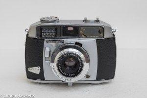 Balda Baldessa 1B 35mm rangefinder camera