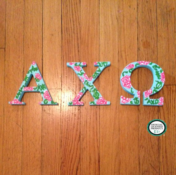 1000 ideas about chi omega letters on pinterest chi for Greek letters purchase