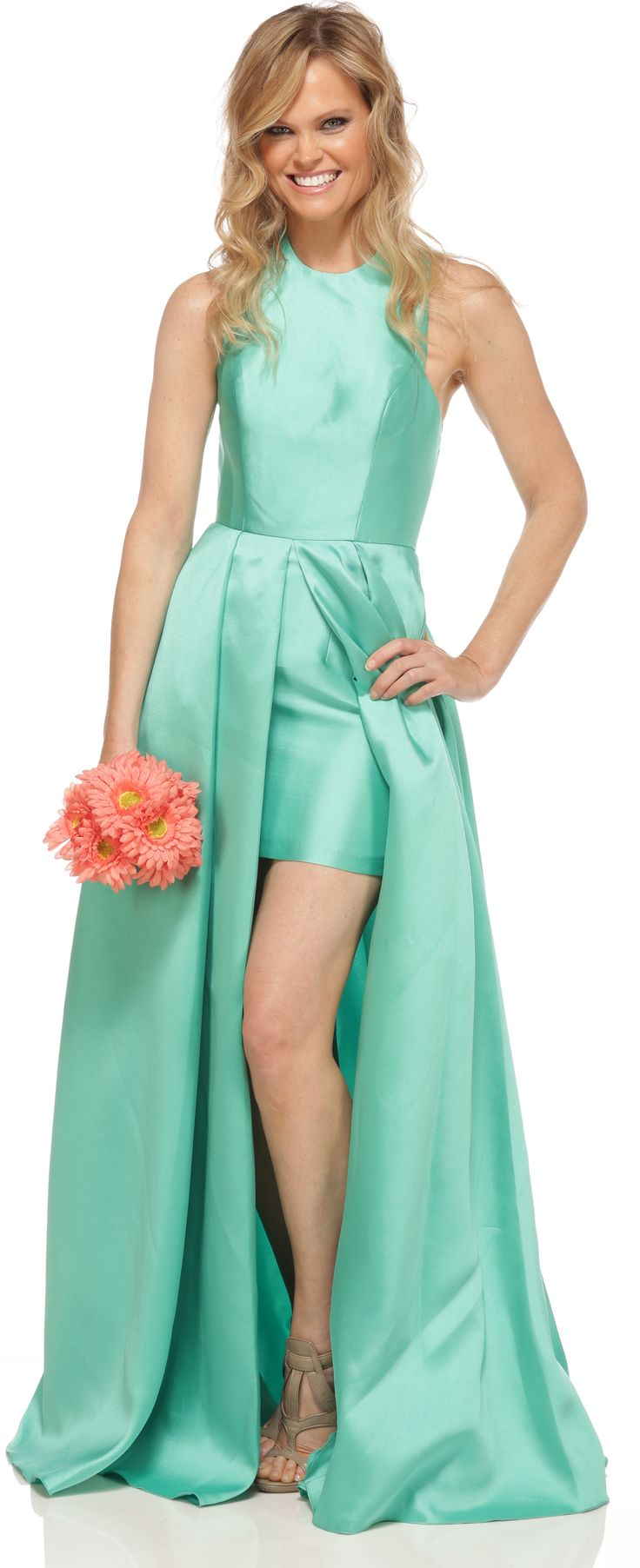 15 best TRENDING: High-Low images on Pinterest | Pageant dresses ...