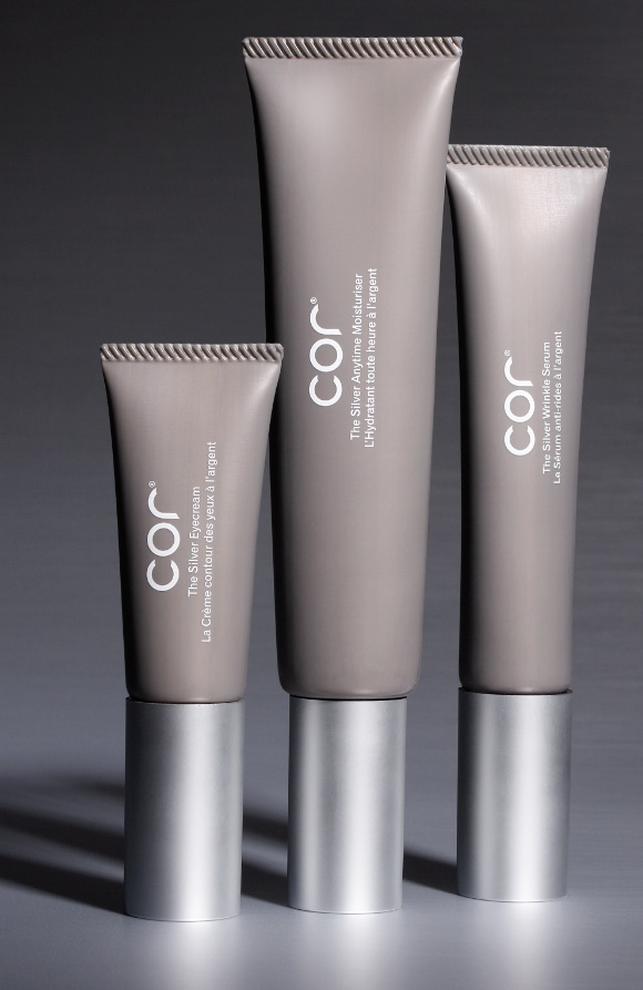 Our family of fabulous lotions and serums. COR SIlver. #health #beauty