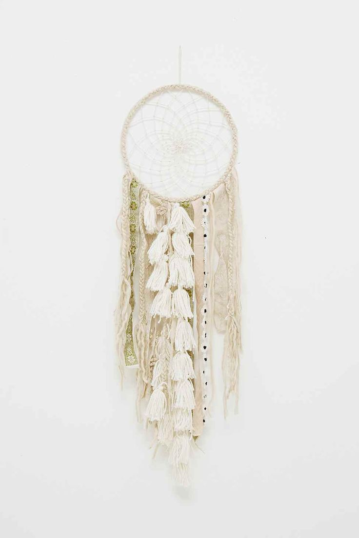 Attrape-rêves Vashti blanc - Urban Outfitters