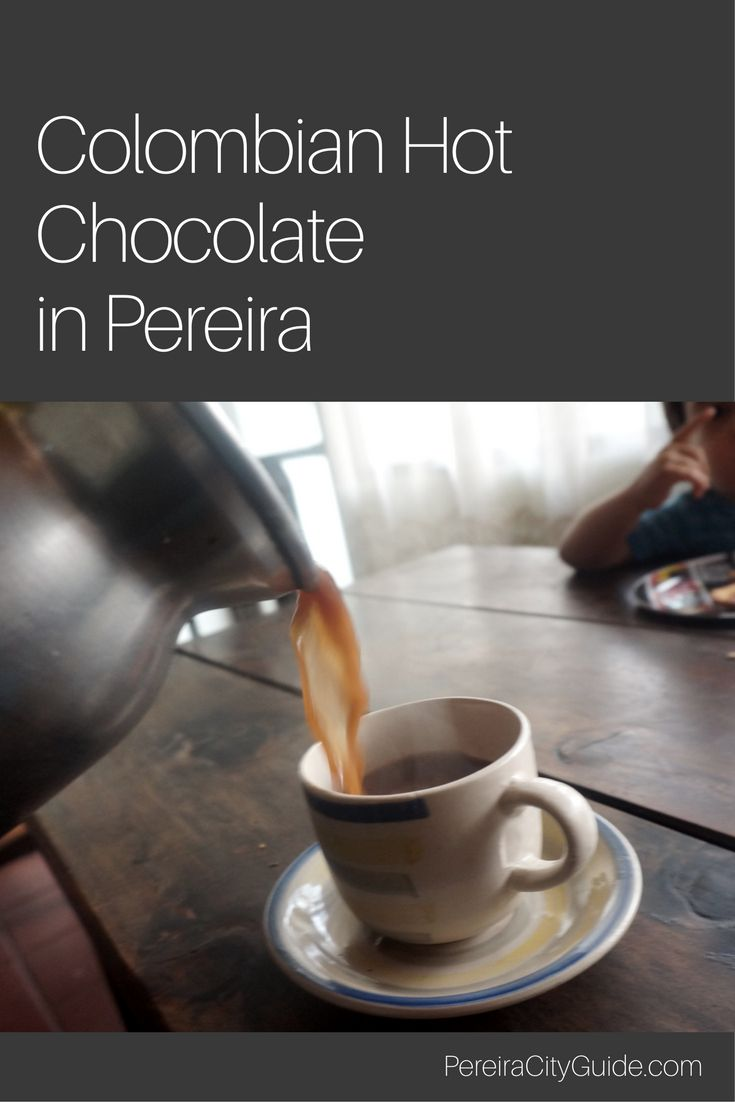 Learn how to make Colombian Hot Chocolate.