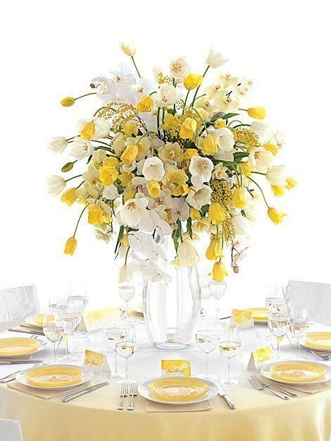 15 anos de grandes idéias do casamento   – table arrangements – #anos #arrangem… – Arranjos