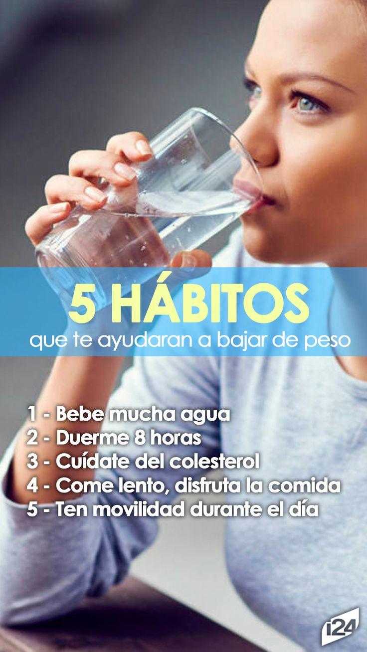 Los hábitos son fáciles de crear, anímate #Hábito #Agua #Salud #Water  #sport