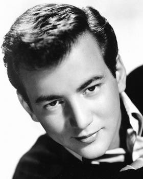 Bobby Darin~Musician, Actor, Political activist, worked for John F. Kennedy