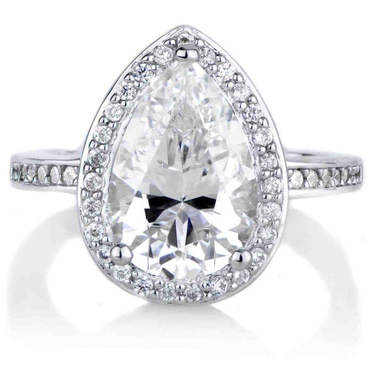 Unique Expensive Cubic Zirconia Engagement Rings