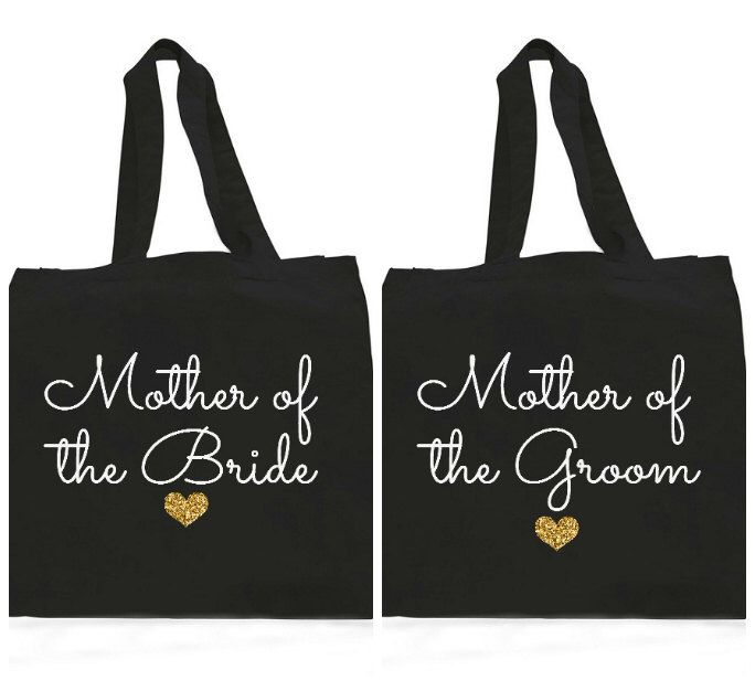 2 Mother of the bride gift,mother of the groom gift,mother of the bride tote bag,mother of the groom tote bag,gold mother of the bride gift by ChicGoddess on Etsy https://www.etsy.com/listing/267466956/2-mother-of-the-bride-giftmother-of-the
