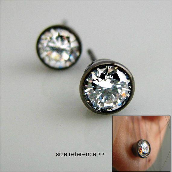 25 best ideas about Mens diamond earrings on Pinterest