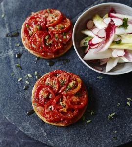 Tomato Confit Chef Daniel Galmiche