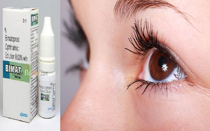Latisse Eye Drop (Bimat Eye Drop)