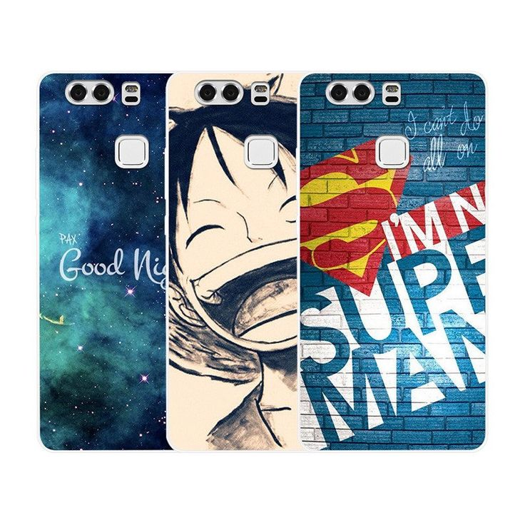 """For Huawei P9 Phone case soft silicon 5.2"""" cover Various flags series – Goolcase"""