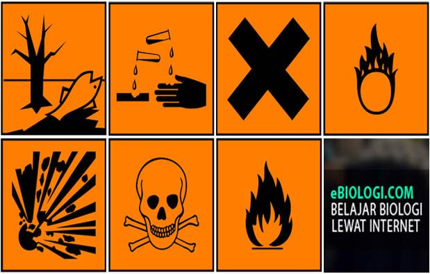 Simbol Bahan Kimia