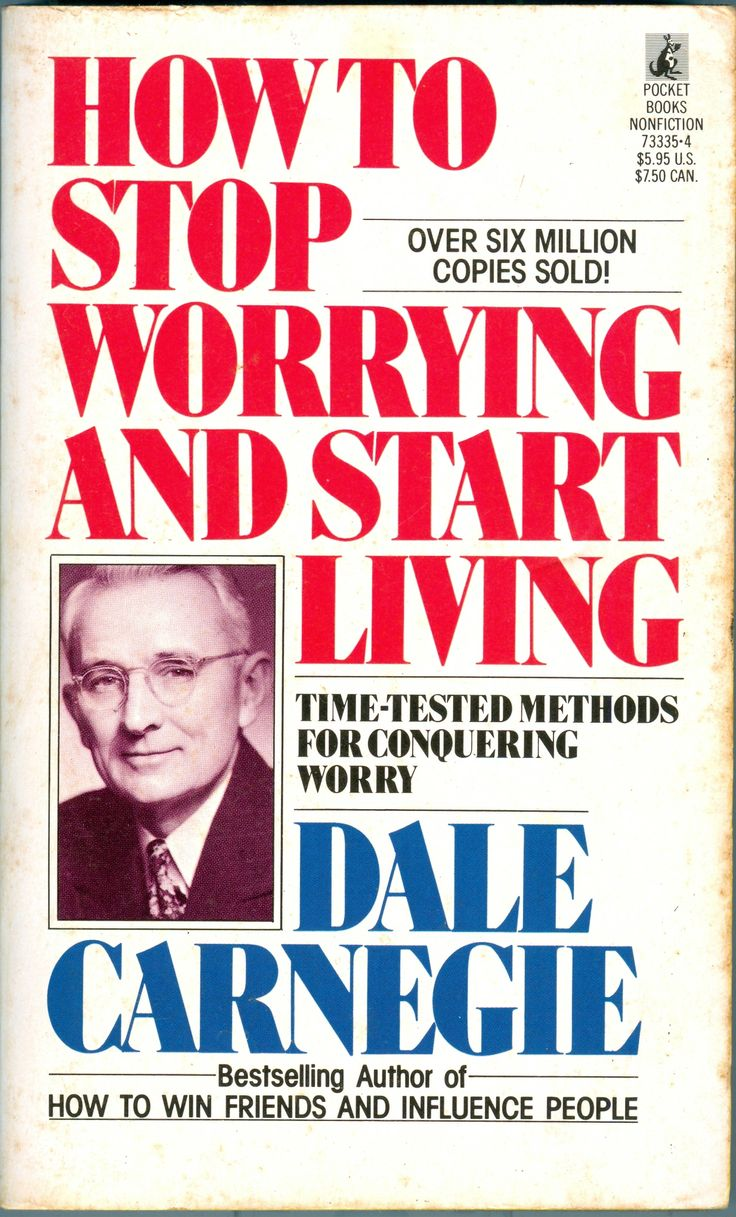 17acbd1e3c6ab18a3c3d94c3e5c985ea how to stop worrying my books