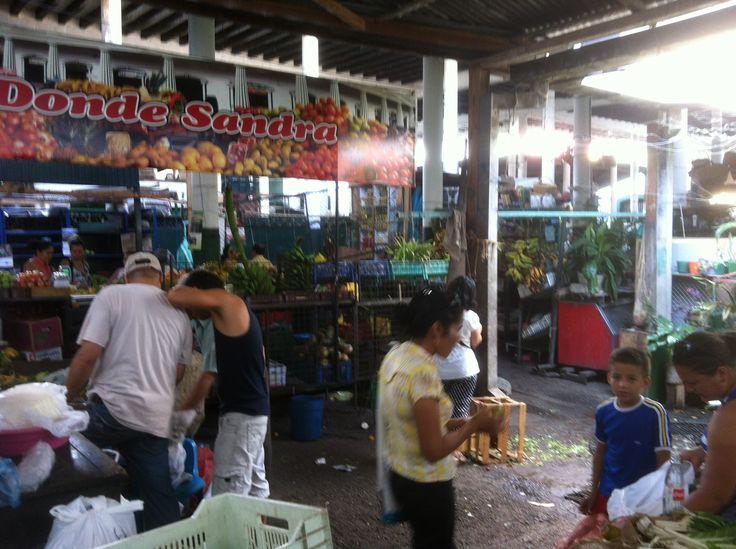 Puesto plaza de mercado