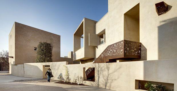 Treviso, nuovo borgo Contrà Leopardi, architetto-artista Toti Semerano