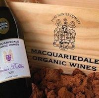 Macquariedale Organic Wine - Hunter Valley
