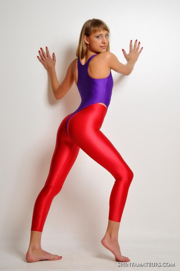 Spandex Girls I Love  Photo  Lycra Lovers  Spandex -3451