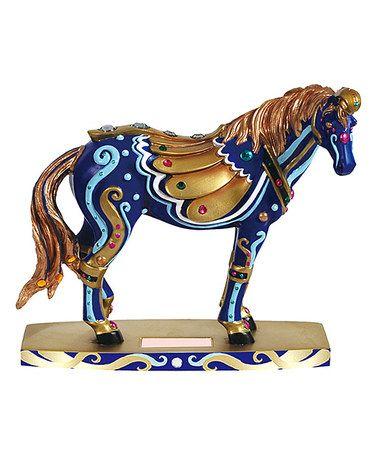 Love this Bejeweled Horse Figurine on #zulily! #zulilyfinds