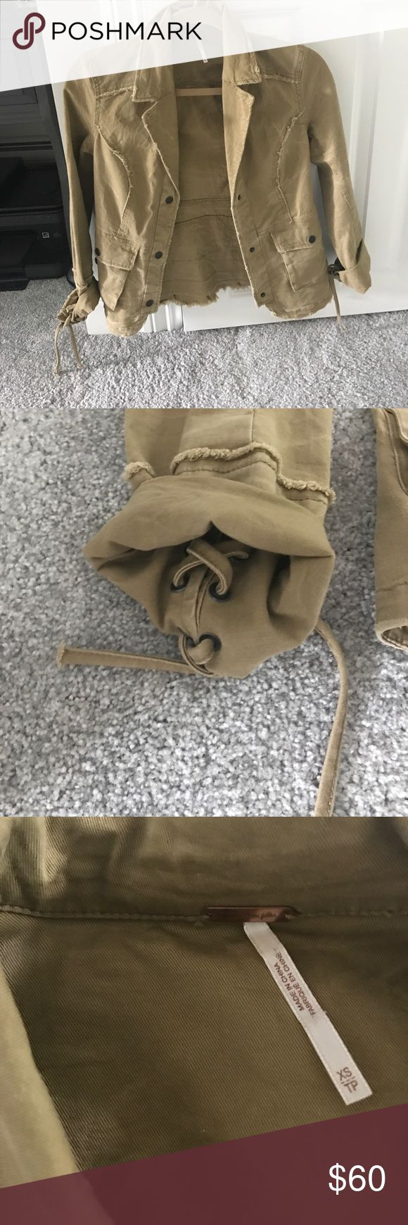 free people jacket! great condition! Free People Jackets & Coats Blazers