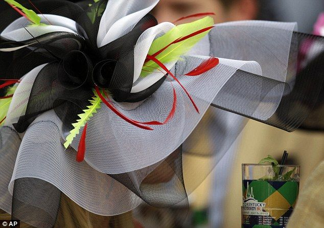 Is anybody else checking the Derby hats?