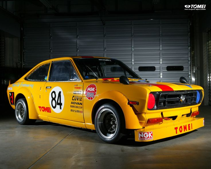 Best Classic Japanese Cars And Racecars Images On Pinterest