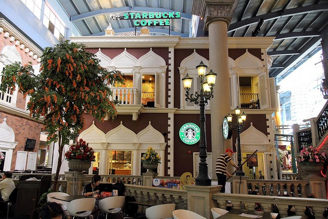 Starbucks Coffee at Genting Highlands, Malaysia