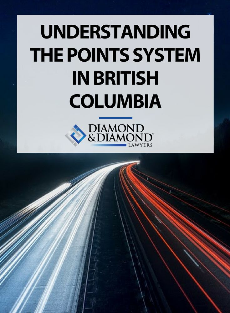 You may wonder how the points system works in British Columbia. Namely, ICBC adjusts your driver risk premium and driver penalty point premium based on how many points you have. The more points, the more you pay in premiums. Read about what you should know here.