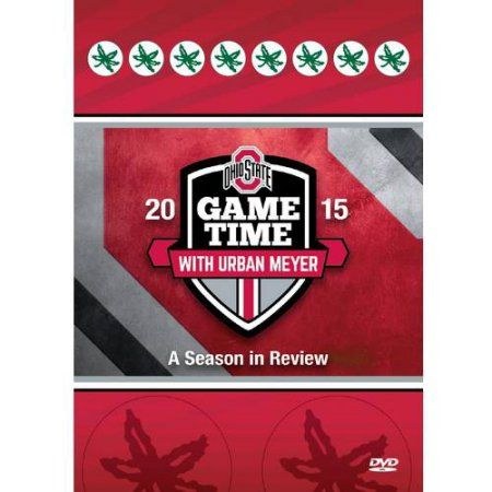 Ohio State: Game Time 2015 Season in Review [DVD]