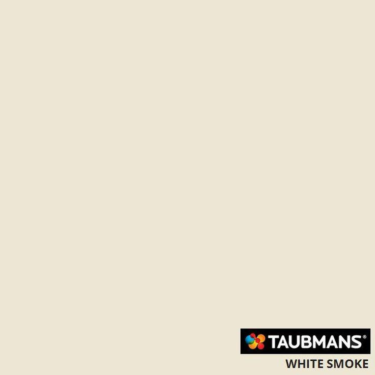 #Taubmanscolour #whitesmoke