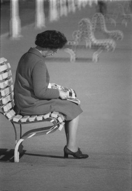 Art Pictures│Christophe Gardner │France : Elegant old lady in…
