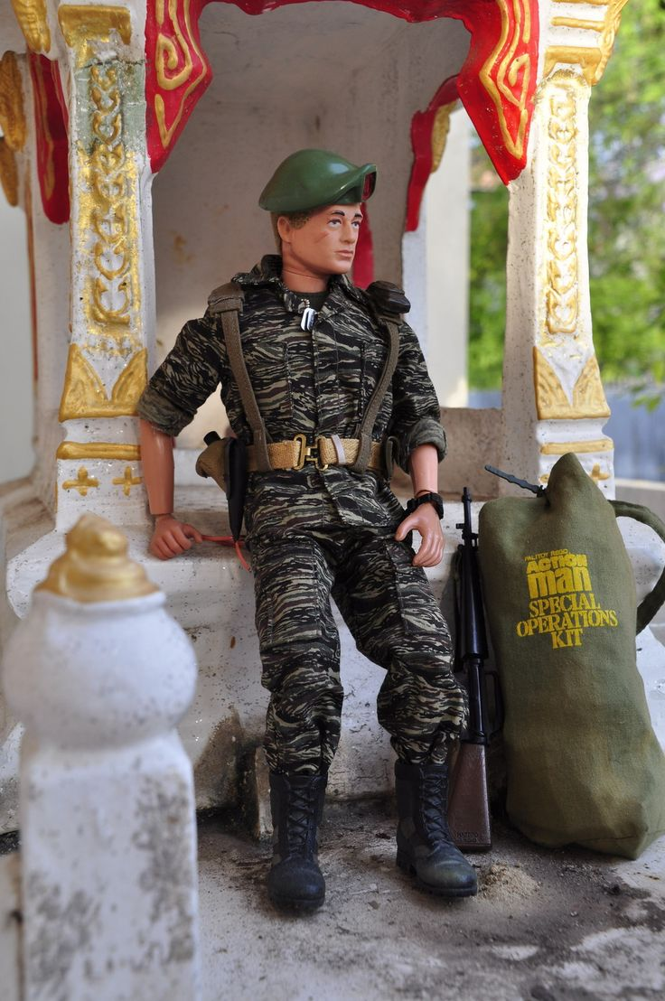 The Unofficial Action Man HQ Forum - Action Man in South East Asia...